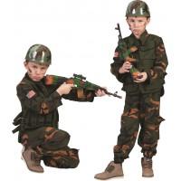 Kostum Vojak