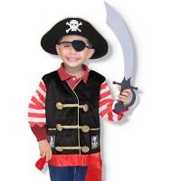 Pustni kostum Pirat
