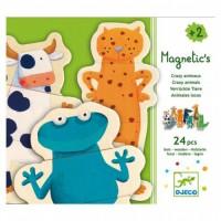 Djeco magneti smešne živali