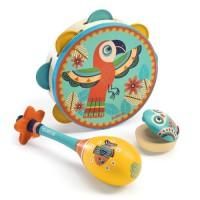 Djeco - Set instrumenata animambo