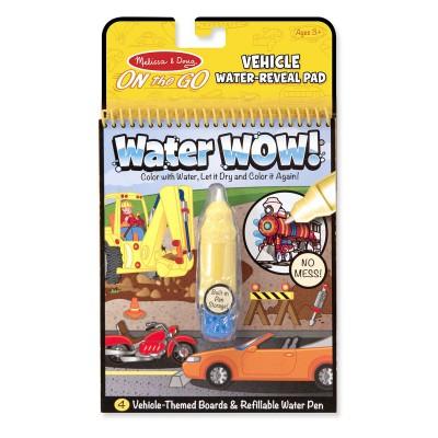 M&D vodno presenečenje vozila