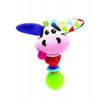 Yookidoo ropotulja kravica 0M+