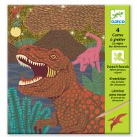 Djeco praskanka dinozavri