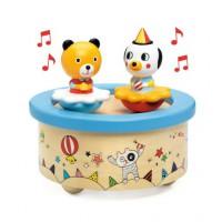 Djeco magnetna glasbena igrača otroci