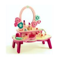 Djeco stol za kozmetiku Flora