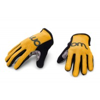 Woom kolesarske rokavice rumene