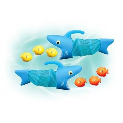 M&D vodna igra morski pes lovi ribice