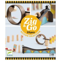 Djeco Zig&Go 28 kos