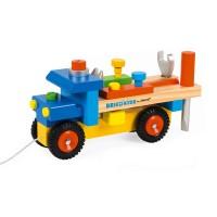 Janod sestavi svoj kamion