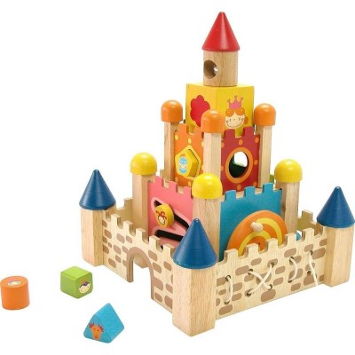 Bartl kocke za zlaganje grad