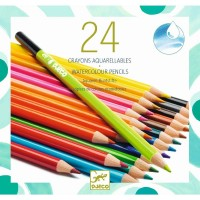 Djeco boje akvarel, 24 komada