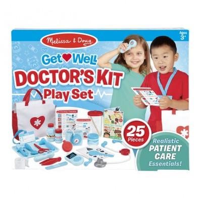 M&D igralni set Pri zdravniku