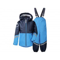 Didriksons Waterman kids set 4 breeze blue