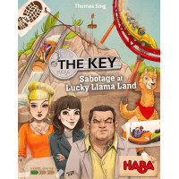 Haba igra The key sabotaža na farmi lam