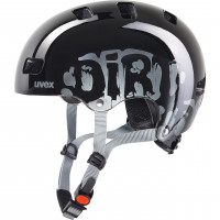 Uvex Kid 3 51-55 cm črna otroška čelada