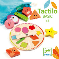 Djeco igra Tactilo basic
