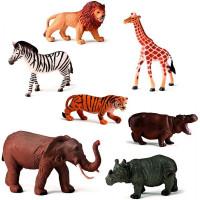 Miniland Figurice divje živali, 7 kos