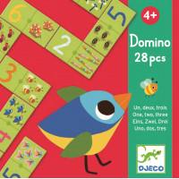 Djeco Domino 1,2,3