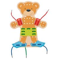 Goki Pretikanka medvedek z oblekami