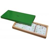 Škatla za učenje odštevanja