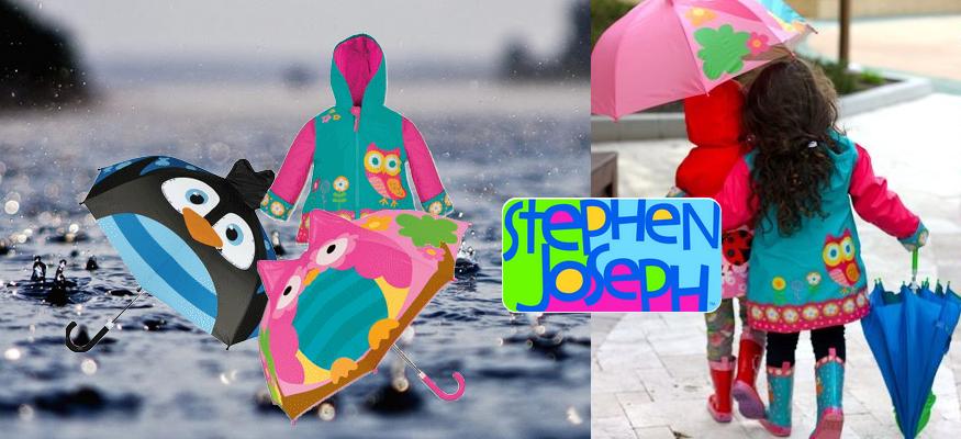 Stephen Jospeh dežna kolekcija
